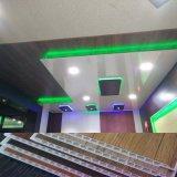 Recentemente decorazione impermeabile del comitato di parete del comitato di soffitto del PVC di 9*250mm
