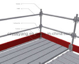 Prancha do Sistema-Aço do andaime de Kwikstage