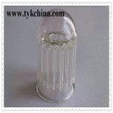 Tubulação de vidro com a junção à terra para o cachimbo de água
