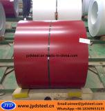 Катушка катушки PPGI горячего DIP красная популярная Pre-Painted гальванизированная стальная
