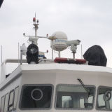 Militaire IP van de Rang Optische en Thermische Camera PTZ