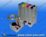 La CISS con arco Chip para Epson T20 T21 TX110 T10 T11 TX209 TX103 TX213 (T7031-T7034)