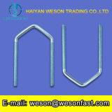 Parafuso de U com a placa Nuts e dianteira feita pelo aço de carbono ou pelo aço inoxidável 304/316