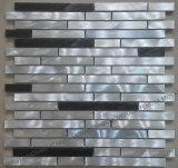 فسيفساء معدنية حريرية لزينة الجدار