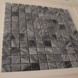 Цена плитки мозаики Carrara красивейшего квадрата типа форменный мраморный серое дешевое