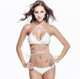 Der Großhandels-Soem-Service-Frauen zwei Stücke des Bikini-Bathingsuits