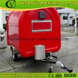 VL888 de Kar van het Voedsel van China Mobile met Hoogste Kwaliteit