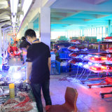 Предупредительный световой сигнал предупредительного светового сигнала черточки света забрала наивысшей мощности СИД Красн-Голубой янтарный
