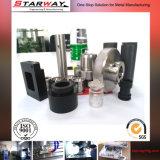 Preços diretos da Peça-Fábrica do torno do CNC do metal da elevada precisão