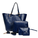 Nouveau mode d'arrivée de style européen de sac à main de grandes capacités Mesdames sac fourre-tout