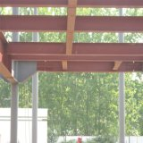 Costruzioni isolate prefabbricate su ordinazione del blocco per grafici d'acciaio del calibro dell'indicatore luminoso di configurazione