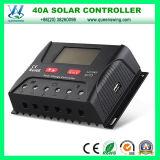 リチウム電池(QWP-SR-HP2440A)のための40A 12/24V PWMの太陽コントローラ