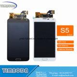 SamsungギャラクシーS5 I9600のための電話LCD表示の接触計数化装置スクリーンの置換