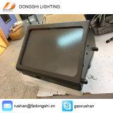 평면 유리 PC 전등갓 직업적인 LED 벽 팩 점화
