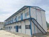 강철 구조물 건축 Prefabricated 집 물자