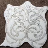 Vetro e mattonelle di mosaico delle coperture, mattonelle del getto di acqua delle coperture, mattonelle di mosaico del pavimento