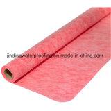 Membrana impermeable de la hoja del polietileno para los suelos del cuarto de baño
