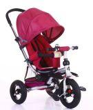 Gute Qualitätsmultifunktionsbaby-Dreirad, Baby-Spaziergänger, 4 in 1 Dreirad