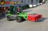 Zl10f Agricultural Mini Front Multi Function Shovel Wheel Loader