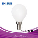 Fábrica de lámpara de ahorro de 2W/4W E14/E27 de incandescencia LED Bombilla de la lechosa