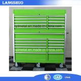 Verwendete Stahlspeicherwerkzeugkasten-Brust wir allgemeiner Hilfsmittel-Schrank