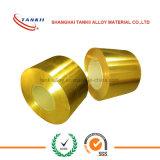 Faixa de bobina de cobre berílio C17200 C17300 C17500