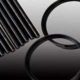 Zinc Plated + PA12 Revestido 10mm * 1mm Double Wall Bundy Tube