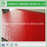 MDF Melmamine van de Rode Kleur van het Ontwerp van de Douane van de fabriek het Nieuwe Magische Hout van de Raad
