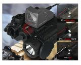 Träger der VerdoppelungsDbal-D2, der rote Belichtungseinheits-Taschenlampe Cl15-0088 Laser-IR zielt