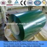 Темно - зеленое PPGI Prepainted стальная катушка