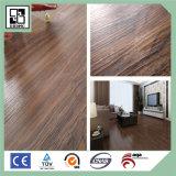 Vinilo de la hoja del PVC que suela el vario azulejo de suelo de madera colorido del grano de los tablones posteriores secos