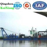 中国の熱い販売の油圧12インチ油圧カッターの吸引の浚渫船