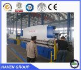 WC67K 125t/4000 hydraulische Presse-Bremse und verbiegende Maschine