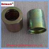 Montage van de Metalen kap van de Slang van Qingdao de Hydraulische voor de Slang van SAE 100 R2at 2sn (00210)