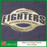 Qualidade de Qingyi grandes e preço por atacado do vinil metálico da transferência térmica para o vestuário