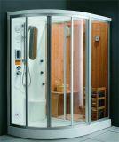 Equipo magnífica combinación de cabina de ducha de vapor Suana Casa (M-8218R/L)