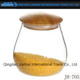 Süßigkeit-und Getreide-Speicher-Glas-Glasflasche für Nahrung