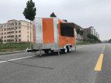 Neuf-Type 2017 chariot mobile de nourriture en vente chaude