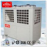 空気によって冷却されるヒートポンプの熱湯装置