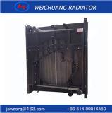 Ktaa19-G7 : Cummins 500kw générateur de radiateur radiateur Radiateur de base de cuivre