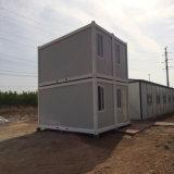 Chambre de conteneur de deux étages de modulaire
