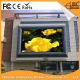 Módulo a todo color al aire libre de la visualización de LED del alto brillo para hacer publicidad del panel P6