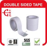 Nastro rivestito adesivo acrilico del tessuto di vendita calda 2016 doppio