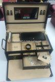 Caixa de empacotamento da jóia Multifunctional elegante removível da caixa de presente das bandejas