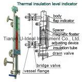 二色磁気浮遊物のレベル標識レベルの正確に測水レベルのメートル