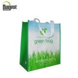 O logotipo personalizado imprimiu o saco de compra tecido Storagenon laminado