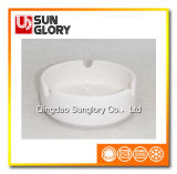 Yg026の白い陶磁器の灰皿