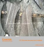 Двойная металлическая оболочка Хромированная накладка из карбида вольфрама (НСВ) пластину