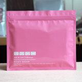 Kundenspezifischer Drucken farbiger Plastikmit reißverschlußbeutel