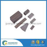 De Fabrikant China van de Magneet van het ferriet met Roze Certificaat